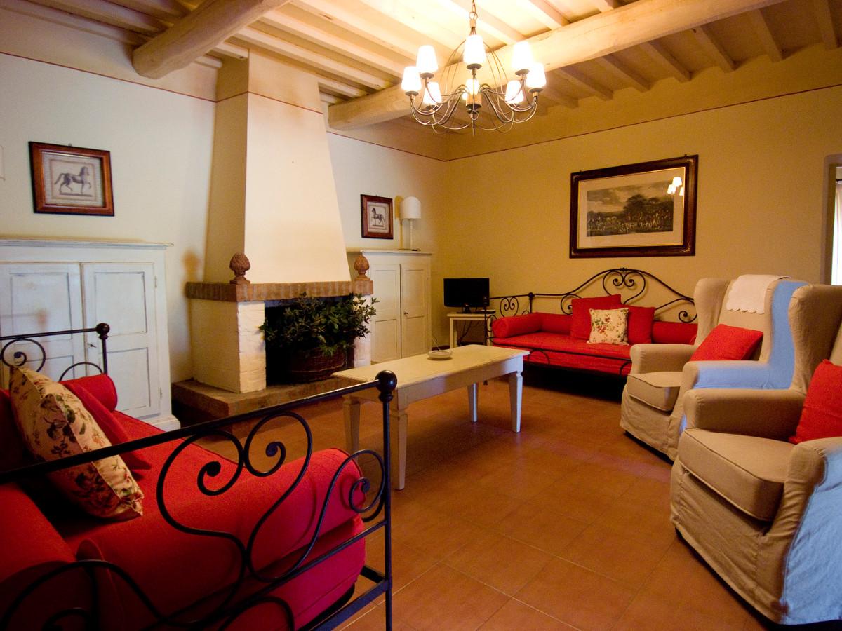 Camera Matrimoniale A Prato.Poggio Cornetto Tenuta Gardini Bibbona Toscana
